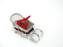 Sleigh Royalty Free Stock Image