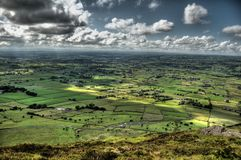 Slemish Mountain View Royalty Free Stock Photo