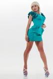 Slender girl. Stock Photography