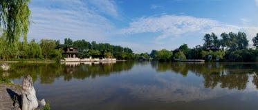 Slender west lake Royalty Free Stock Photo