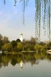 Slender West Lake Stock Photography