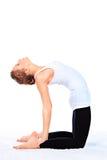 Training yoga Royalty Free Stock Image