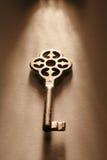 Sleutel Royalty-vrije Stock Afbeeldingen