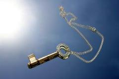 Sleutel tot Succes royalty-vrije stock afbeeldingen