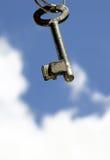 Sleutel uit Bereik Stock Afbeelding