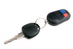 Sleutel voor auto Royalty-vrije Stock Foto