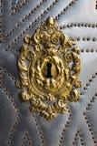 Sleutelgat Royalty-vrije Stock Fotografie