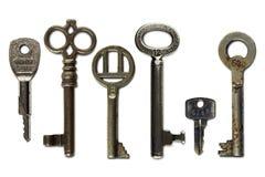 Sleutels royalty-vrije stock fotografie