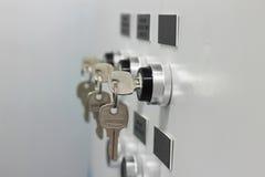 sleutels Royalty-vrije Stock Foto's