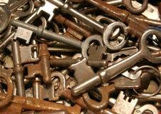 Sleutels Stock Fotografie