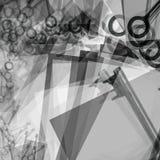 Sleutels op een wit vector illustratie