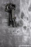 Sleutels op Grung royalty-vrije stock foto's