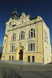 Slezska Ostrava town hall Royalty Free Stock Images