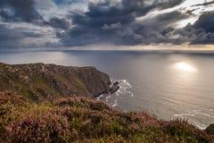 Sliabh Liag Cliffs  Stock Photo