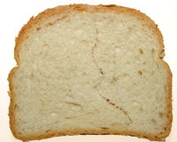 Slice. Of bread Royalty Free Stock Photo