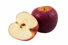 Slice apple Royalty Free Stock Photography