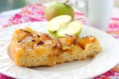 Slice of apple pie Royalty Free Stock Image