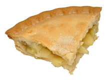 Slice Of Apple Pie Royalty Free Stock Photography