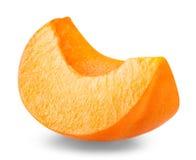 Slice apricots Stock Photo
