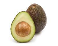 Slice avocado Stock Photo