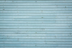 Slice the blue siding Royalty Free Stock Image