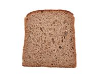Slice of bread Stock Photography