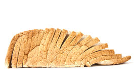 Slice of bread. Royalty Free Stock Photos