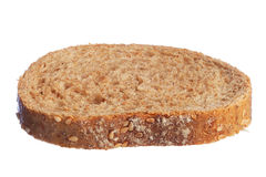 Slice of bread. Royalty Free Stock Image