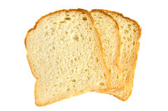Slice of bread Royalty Free Stock Photo