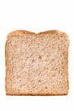 Slice Of Bread. Single slice of bread background Royalty Free Stock Images