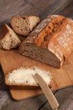 Slice of bread. Royalty Free Stock Photos