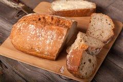 Slice of bread. Stock Photography