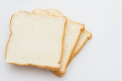 Slice of bread Stock Photos