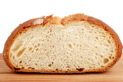 Slice of bread Royalty Free Stock Image