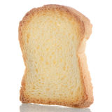 Slice of bread toasted Stock Photography