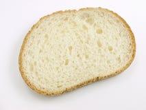 Slice of Bread top view Stock Photos