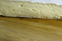 Slice of Brie Stock Images