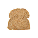 Slice of brown bread Royalty Free Stock Image