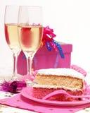 Slice of Cake royalty free stock photography