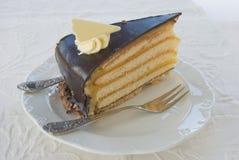 Slice of cake Royalty Free Stock Photos
