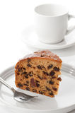 Slice of Cake Royalty Free Stock Photography