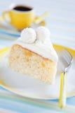 Slice cake Royalty Free Stock Image