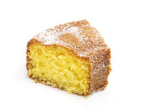 Slice of cake Stock Photography