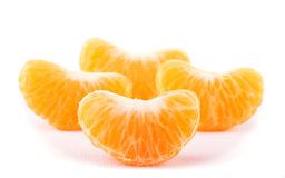 Slice of Clementine Royalty Free Stock Image