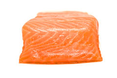 Slice of fish Stock Photos