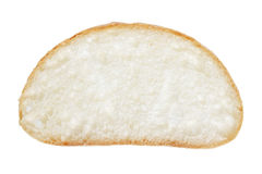 Slice of fresh italian ciabatta bread Stock Photography