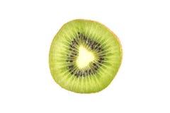 Slice of fresh kiwi fruit. Stock Images