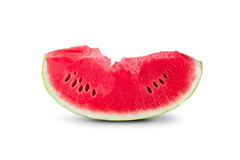 Slice of Fresh Watermelon Royalty Free Stock Photos