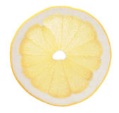 Slice of grapefruit Royalty Free Stock Photos