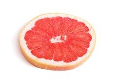 Slice of grapefruit. Royalty Free Stock Photos